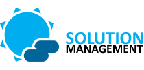Solution Management - Svenska Logo