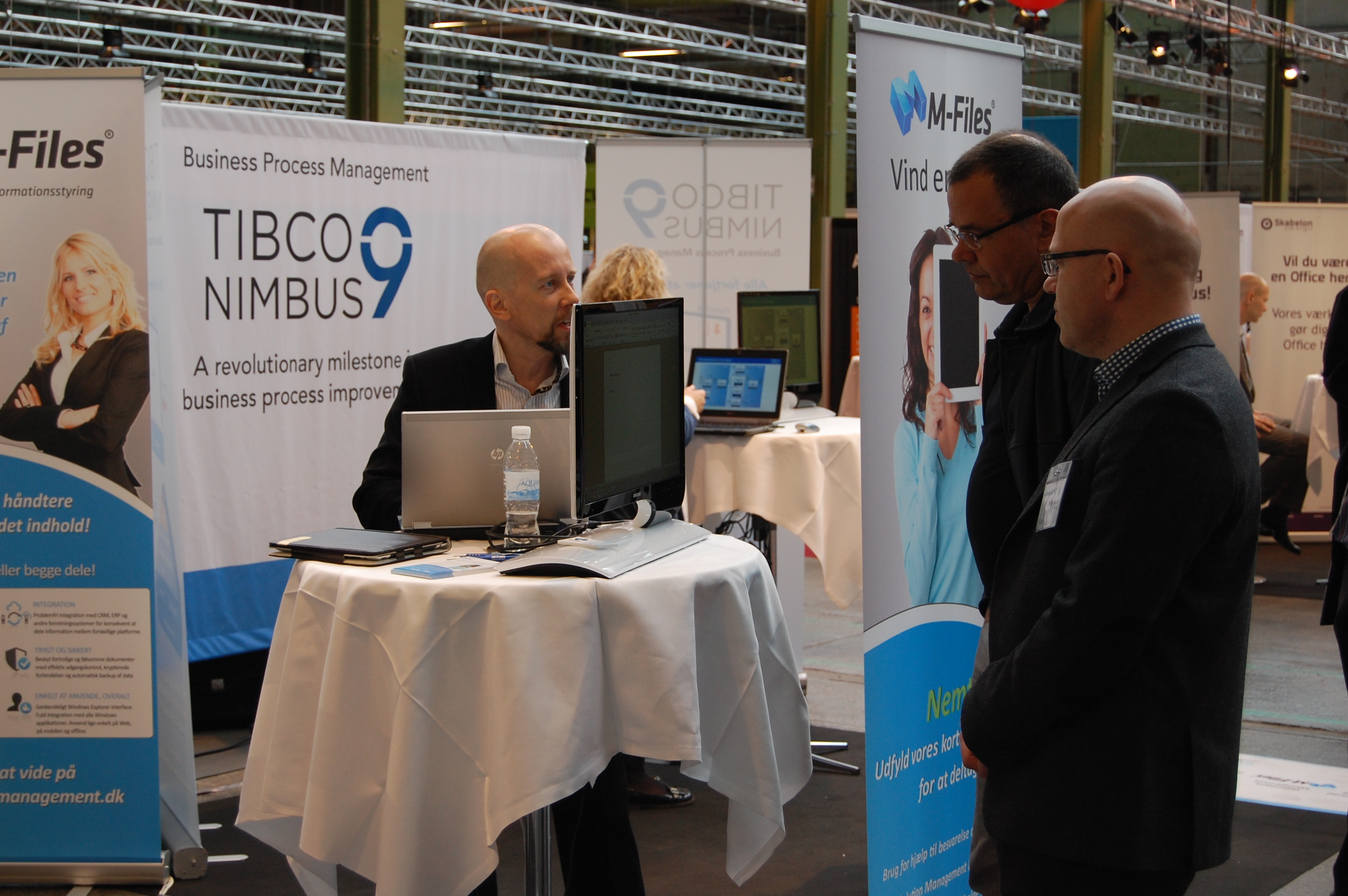 M-files and Tibco #cwe13