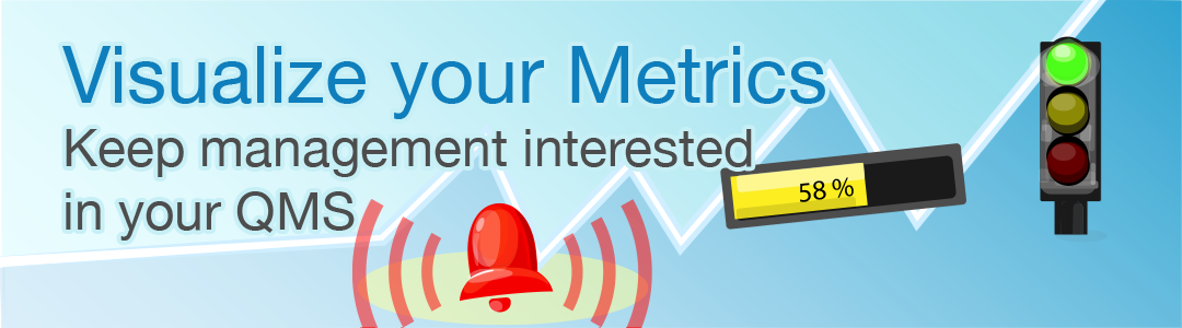 Put metrics in your QMS